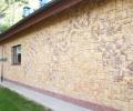 Галерея объектов для Искусственный облицовочный камень УТЕС КОРИЧНЕВЫЙ 07, CRAFTSTONE