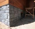 Галерея объектов для Искусственный облицовочный камень УТЕС СЕРЫЙ 03, CRAFTSTONE