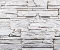 Варианты цветов для Искусственный облицовочный камень ТАНВАЛЬД БЕЛЫЙ 02 БЕЗ ДЕКОРА, CRAFTSTONE