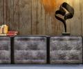 Галерея объектов для Декоративная краска АЙРОНИК (IRONIC), NOVACOLOR