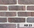 Варианты цветов для Искусственный облицовочный камень ANTICBRICK AB52, EUROKAM