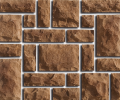 Варианты цветов для Искусственный облицовочный камень ДВОРЦОВЫЙ КАМЕНЬ ЦВЕТ 8, ARTSTONE