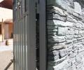 Галерея объектов для Забор и ограждение ТАНВАЛЬД БЕЛЫЙ 02 БЕЗ ДЕКОРА, CRAFTSTONE