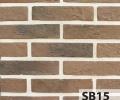 Варианты цветов для Искусственный облицовочный камень SLIMBRICK SB19, EUROKAM