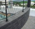 Галерея объектов для Искусственный облицовочный камень СЛАНЕЦ БЕЛЫЙ 02, CRAFTSTONE