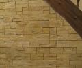 Галерея объектов для Искусственный облицовочный камень СКАЛИСТЫЙ ПЛАСТ БЕЛЫЙ 02, CRAFTSTONE