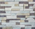 Варианты цветов для Искусственный облицовочный камень СКАЛИСТЫЙ ПЛАСТ ШАЛЕ 04 С ДЕКОРОМ, CRAFTSTONE