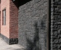 Галерея объектов для Искусственный облицовочный камень СТАРЫЙ КИРПИЧ ЗЕЛЕНЫЙ 01, CRAFTSTONE
