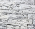 Варианты цветов для Искусственный облицовочный камень ТАНВАЛЬД МИНИ БЕЛЫЙ 02 БЕЗ ДЕКОРА, CRAFTSTONE