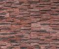 Галерея объектов для Искусственный облицовочный камень ТАНВАЛЬД МИНИ КРАСНЫЙ 08, CRAFTSTONE